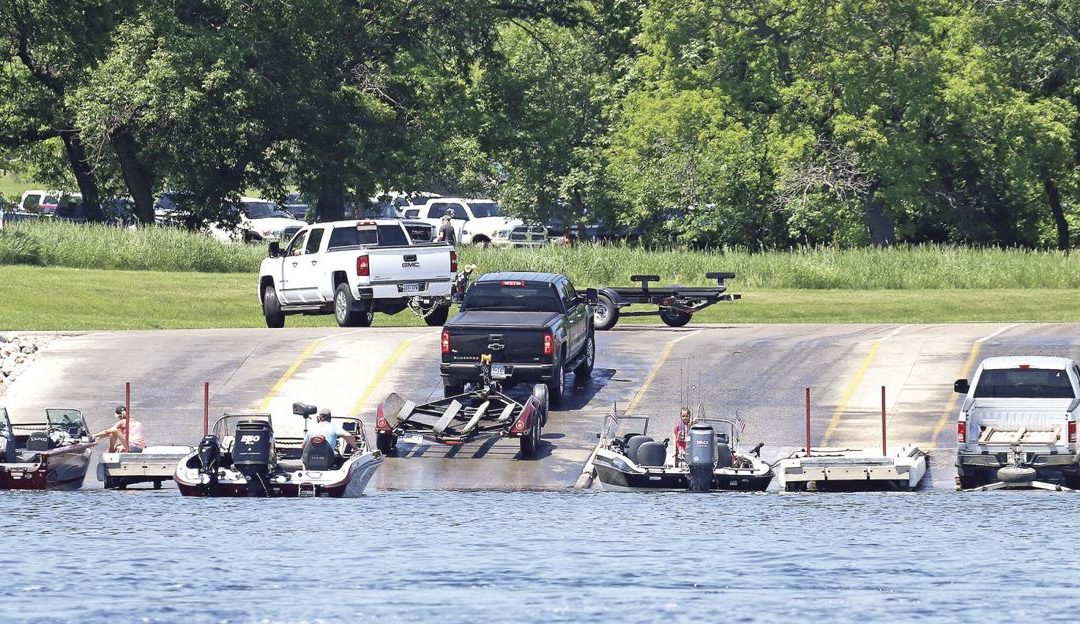 Williams County boaters and anglers pushing for better access to Lake Sakakawea