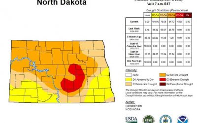 Drought intensifies across state and region with signs pointing to continued dry conditions