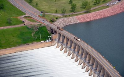 Study finds flaw in Garrison Dam spillway, Corps evaluating repair options, assures flaw poses low risk to downstream cities